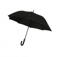 Fiber Siyah Baston Rüzgarda Kırılmayan Şemsiye-1