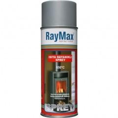 RayMax Sprey Boya Isıya Dayanıklı Gümüş 690