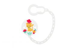 Wee Baby 901 Desenli Emzik Askısı - Kedi