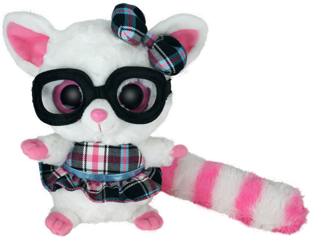 YooHoo Pammee Siyah Gözlüklü 20cm