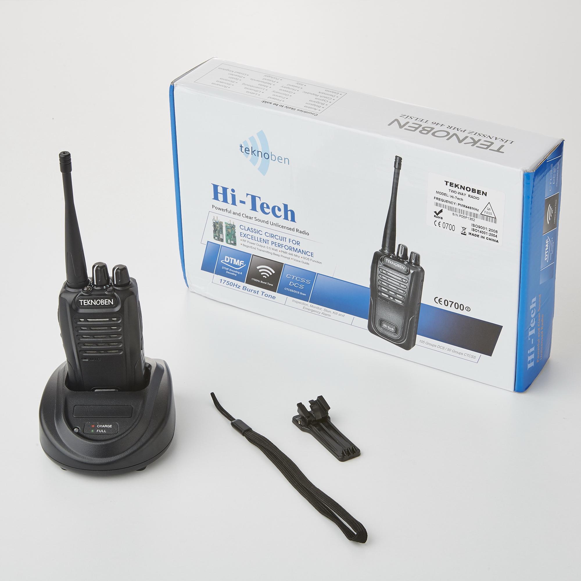 Hi- Tech Telsiz Ekransız