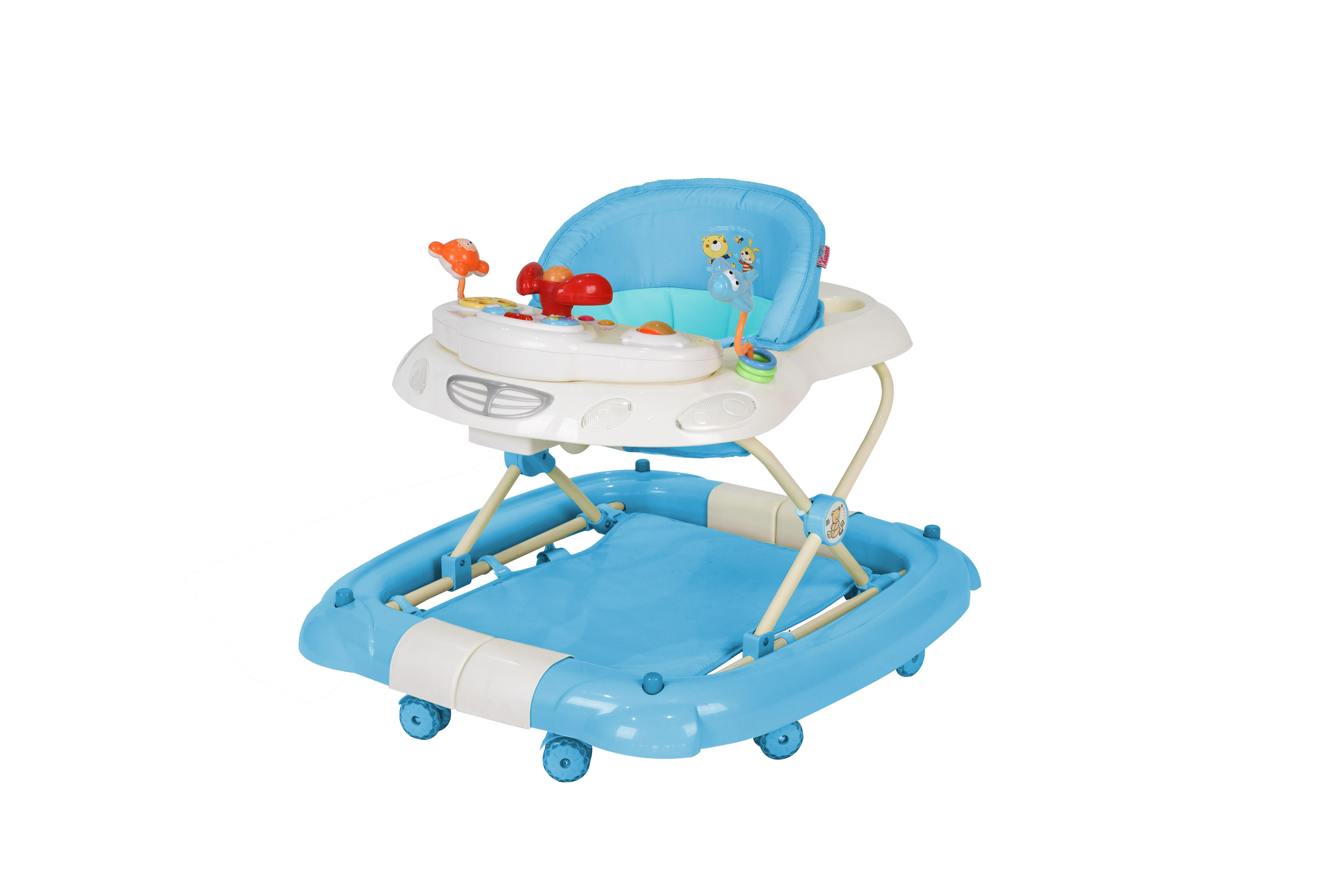 Sunny Baby Tender Yürüteç - Mavi