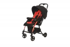 Baby2Go 8020 Pinna Lüks Çift Yönlü Bebek Arabası Kırmızı