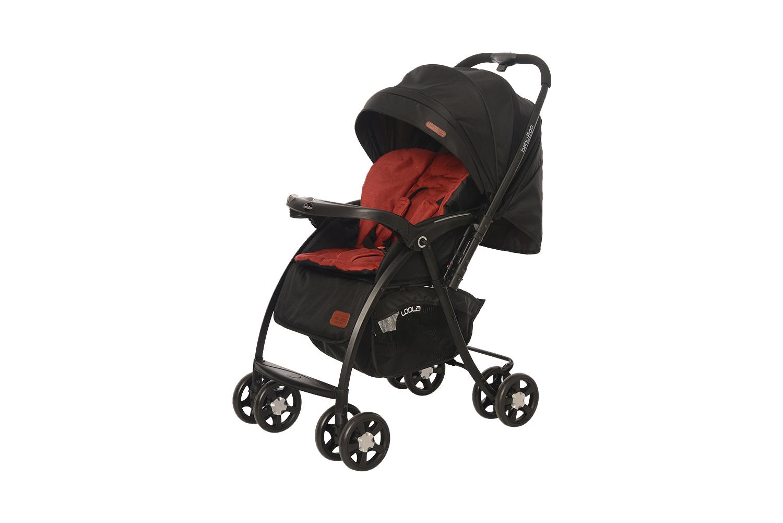 Baby2Go 8021 Loola Çift Yönlü Bebek Arabası Kırmızı