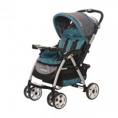 Baby2Go 8025 Carnaval Çift Yönlü Bebek Arabası Yeşil
