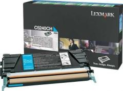 LEXMARK C5240CH C524/532/534 MAVİ TONER ORJİNAL 5000 SAYFA