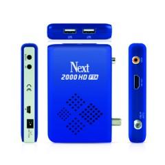 Next 2000 HD FTA Mini Dijital Uydu Alıcısı