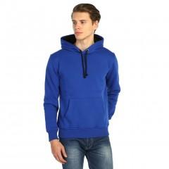 7 Renk Kışlık Kalın Kapşonlu Erkek Sweatshirt Hoodie-1