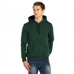 7 Renk Kışlık Kalın Kapşonlu Erkek Sweatshirt Hoodie-4