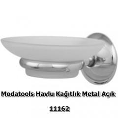 Sabunluk Metal Cam Tabaklı 7688S