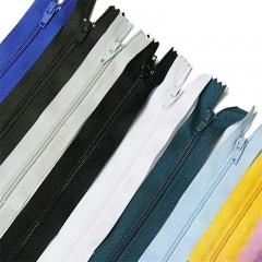 20 cm Uzunluğunda Renkli Naylon Fermuarlar-2