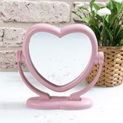 Büyüteçli Ayna Kalp Şeklinde 11589S