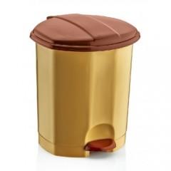Dünya Pedallı Çöp Kovası 11 Lt. 2734S