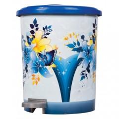 Pedallı Çöp Desenli (Çöp Kova) 6288S