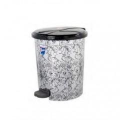 Pedallı Çöp Kovası Çöp Kutusu 12 Litre 6282S
