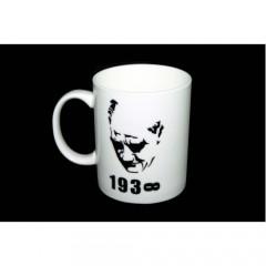 Kupa Bardak Porselen Atatürk 2098S