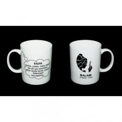 Kupa Bardak Porselen Başak Burcu 1296S
