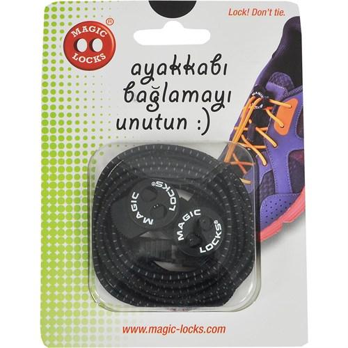 Magic Lock Elastik 6A1 Bağcık