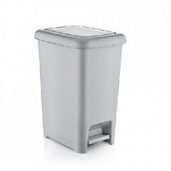 Dünya Pedallı Çöp Slim 10 Lt. 2738S