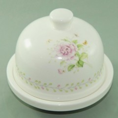 Reçellik Kapaklı Porselen- 1732S