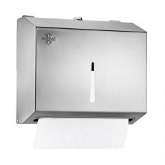Rulopak Paslanmaz 200'lü Z-Katlama Kağıt Havlu Dispenseri-0