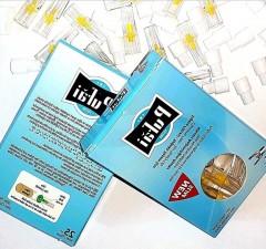 Pufai Slim Sigara Filtresi Tar Süzen Süper Slim 5mm 6mm 525 Adet-2