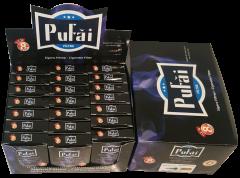 Pufai Sigara Filtresi Tar Süzen Ağızlık 420 Adet 21 Kutu Dark