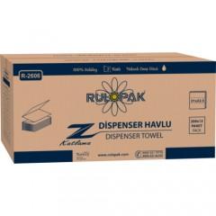 Rulopak Z Kat Kağıt Havlu 200'lü-0