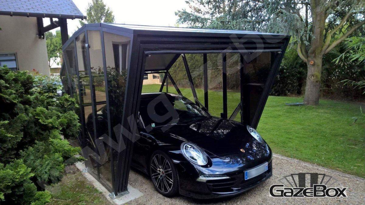 Otomatik Garaj Gazebox Türkiye Distribütöründen