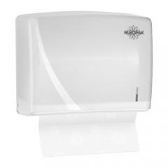 Rulopak Modern C Katlı 200 'Lü Havlu Dispanseri Transparan Beyaz