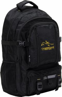 Cambridge Polo Club Pldgc90003, Dağcı Sırt Çantası, Siyah