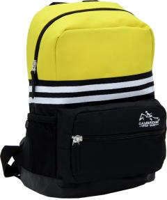 Cambridge Polo Club, Unisex Mini Sırt Çanta, Sarı