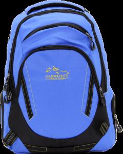 Cambridge Polo Club, Laptop Sırt Çantası, Mavi