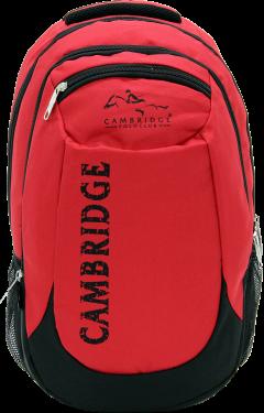 Cambridge Polo Club, Okul & Sırt Çantası, Kırmızı