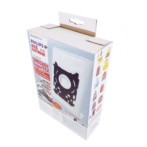 Philips S Bag Elektrik Süpürgesi Toz Torbası 5186S