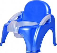 Sevi Bebe Sandalye Lazımlık  Mavi