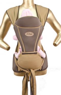 Sevi Bebe Oturaklı Bebe Kanguru Yeşil