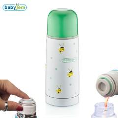 Babyjem Bebek Termosu 350Ml Yeşil