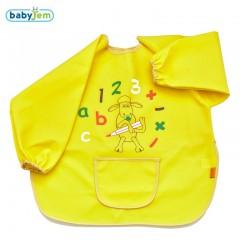 Babyjem Faaliyet Önlüğü Kollu Sarı