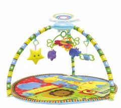 Prego Toys PY605 Flower Garden Oyun Halısı