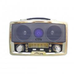 MD-1701 Kemai Bluetoothlu Nostalji Görünümlü Radyo