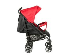 Sunny Baby 711 Forza Baston Bebek Arabası - Siyah-1