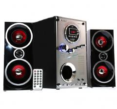 M9100C 2+1 Bluetooth Fm Usb Ses Sistemi