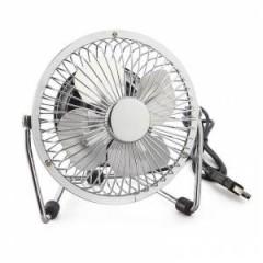 Metal USB Fan Vantilatör Büyük Boy Soğutucu PC Fanı 20 CM