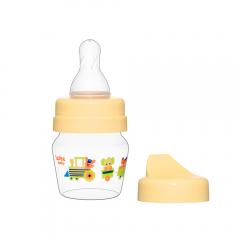 Wee Baby 778 Mini PP Alıştırma Bardağı Seti 30ml - Sarı