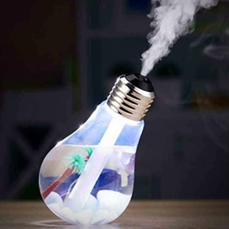Led Işıklı Hava Nemlendirici Buhar Makinesi