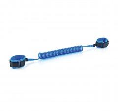 BabyJem Spiral Emniyet Bilekliği - Mavi