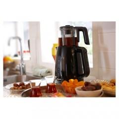 Philips Çay Ustası HD7301/00 1700W Çay Makinesi Siyah-4