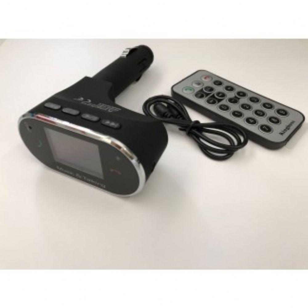 Kıngboss Handsfree Bluetooth Araç Kiti Fm Transmitter