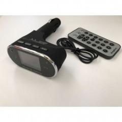 Kıngboss Handsfree Bluetooth Araç Kiti Fm Transmitter -2